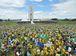 Brasília - Manifestantes vão a Esplanada dos Ministérios contra a corrupção e pela saída da presidenta Dilma Rousseff (Wilson Dias/Agência Brasil)