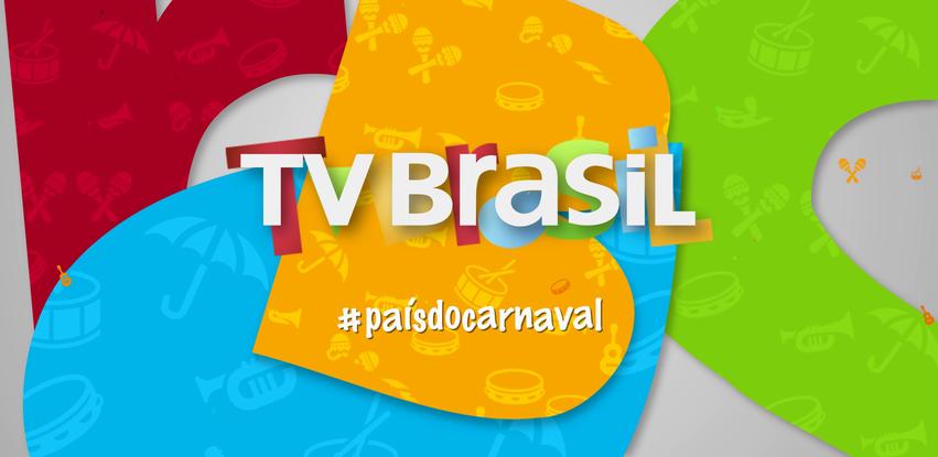 TV Brasil no País do Carnaval