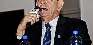 Francisco Lahoz, secretário-executivo do Consórcio PCJ, dos rios Piracicaba, Capivari e Jundiaí
