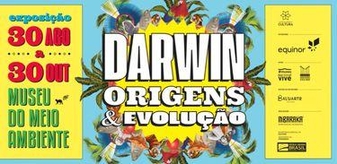 Rio recebe exposição sobre Charles Darwin, criador da teoria da Evolução das Espécies