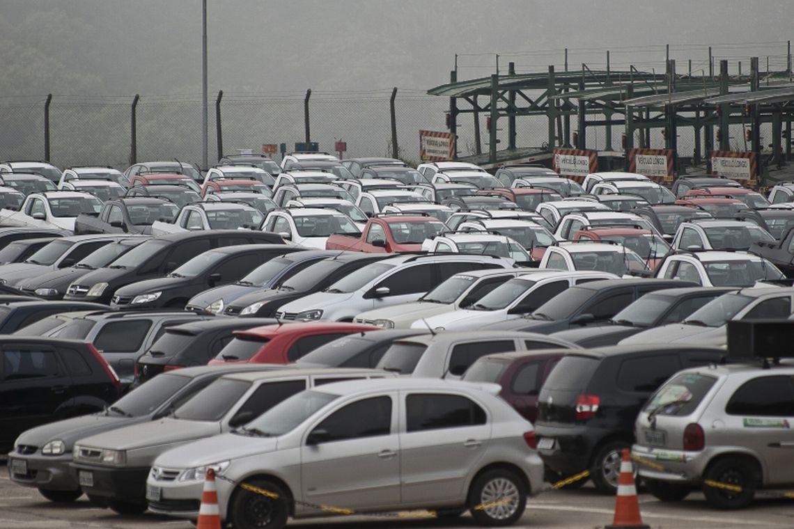 Financiamento de veículos para pessoas físicas cresce 3,5%