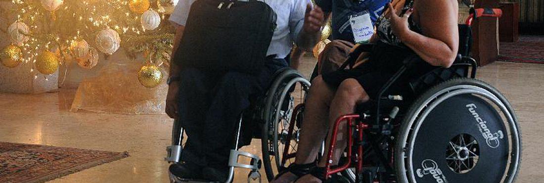Pessoa com deficiência é o termo correto