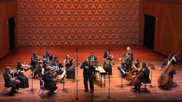 Orquestra Johann Sebastian Rio se apresenta na Sala Cecília Meireles