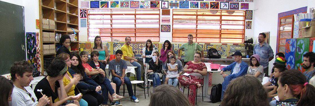 Escola Municipal Amorim Lima, no Butantã, em São Paulo
