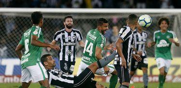 Botafogo 0 x 0 Chapecoense