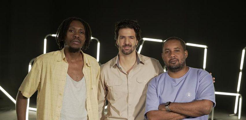 Maurício Pacheco entrevista os rappers Rincon Sapiência e Aori Sauthon