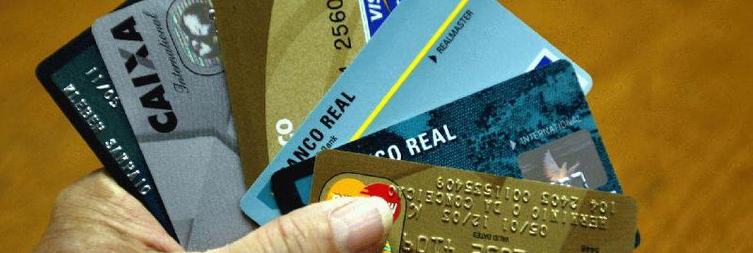 O principal tipo de dívida é a do cartão de crédito