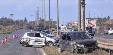 Indenizações por acidentes na Semana Santa dobram nos últimos cinco anos