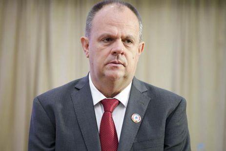 O candidato ao governo de Sergipe, Belivaldo Chagas do PSD