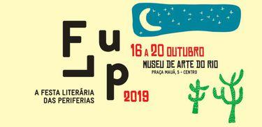 Flup vai de 16 a 20 de outubro no Museu de Arte do Rio