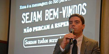 Debate sobre a situação dos refugiados no Rio de Janeiro