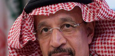 Khalid al-Falih, ministro saudita da Energia, Indústria e Recursos Minerais