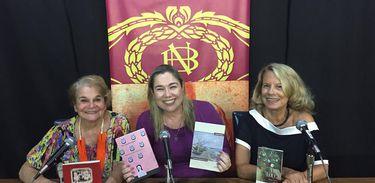 A literatura feminina ganha força com estas duas autoras.
