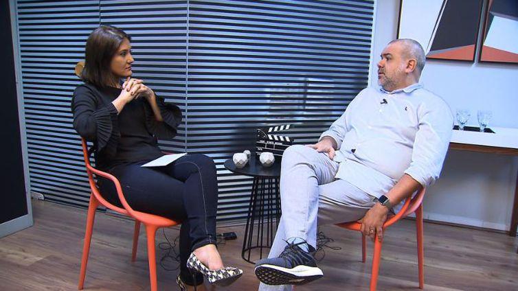 Roseann Kennedy entrevista o empresário Marcus Montenegro
