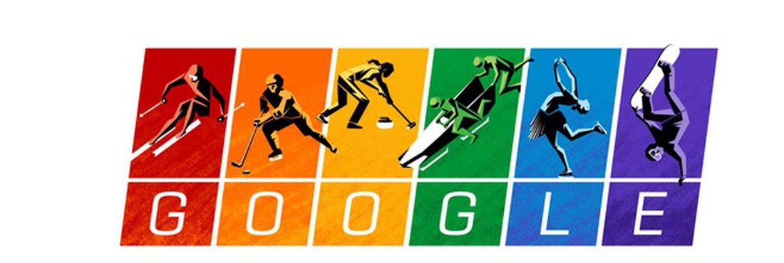Jogos de Sochi é tema de homenagem do Google