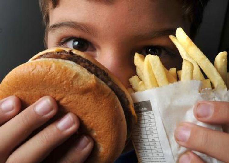 obesidade infantil