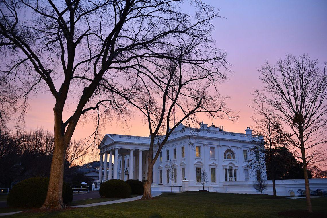 Casa Branca, Washington