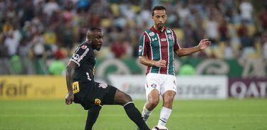 Fluminense 1 x 1 Corinthians
