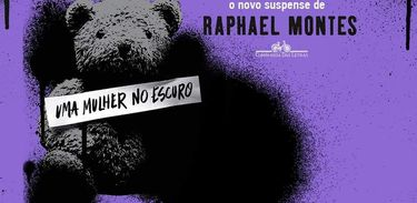 "Raphael Montes lança suspense psicológico ""A mulher no escuro"""