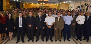 Aniversário Ministério da Defesa