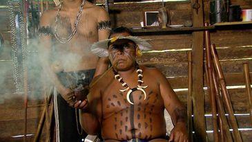 """Mariano Fernando, líder da Aldeia Rio Silveiras (SP), não se imagina morando na cidade: """"Já pensou índios rezando dentro de um apartamento?"""""""