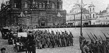 Revolução Rússia de 1917