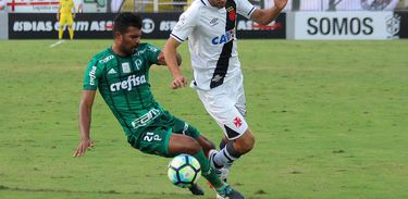 Vasco 1 x 1 Palmeiras