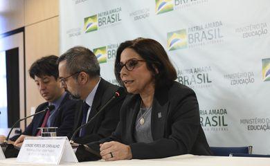 Solenidade de Posse da Professora, Denise Pires de Carvalho, no Cargo de Reitora da Universidade Federal do Rio de Janeiro/UFRJ