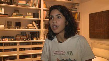 Bela Gil, chefe de cozinha e ativista