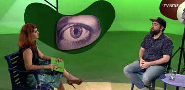 Curta em Cena: animador eilustradorZé Brandão