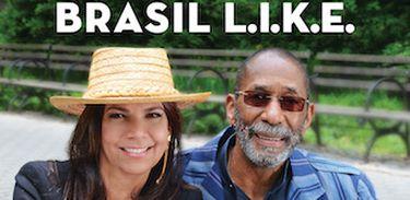 "Capa do álbum ""Brasil L.I.K.E."""