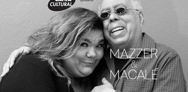 Simone Mazzer e Jards Macale