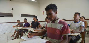 Codó (MA) - No Maranhão estão mais de um quarto das cerca de 2 mil escolas em área remanescente de quilombos do país.