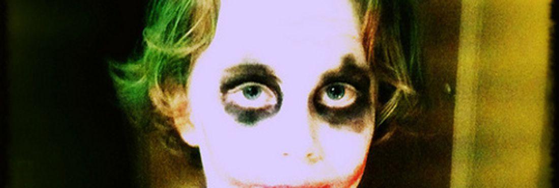 Maquiagem do Curinga