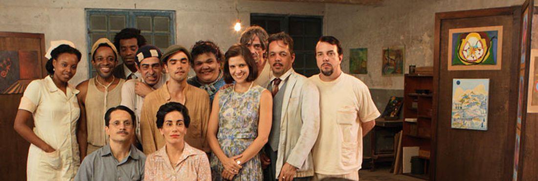 Glória Pires interpreta a psiquiatra alagoana Nise da Silveira no longa de Roberto Berliner