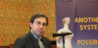 Alexandre Parola é o novo porta-voz do Palácio do Planalto