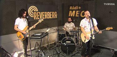 Barro no Reverbera - Banda