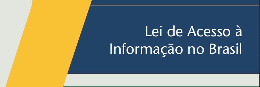 Lei de acesso à informação - cartilha do Senado