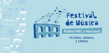 Festival de Música Rádios MEC e Nacional