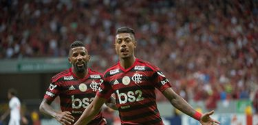 Vasco 1 x 4 Flamengo