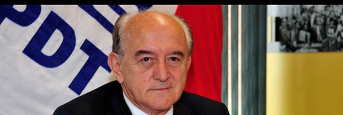 Manoel Dias pdt novo ministro do trabalho