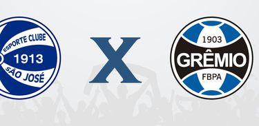 São José (RS) x Grêmio (RS)