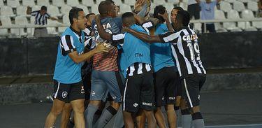 Botafogo x Chapecoense