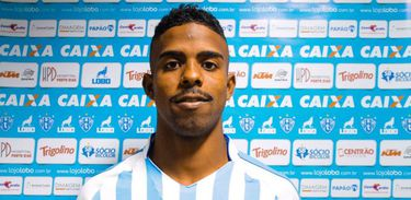 Hayner, lateral do Paysandu