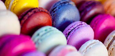 Macarrones: Doce típico da culinária francesa