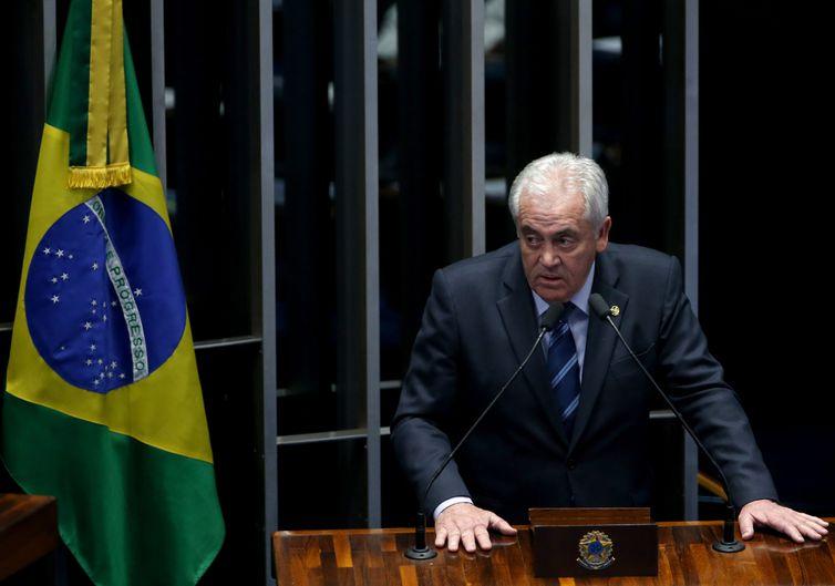 - Senador Otto Alencar será o presidente da comissão especial -  strong Wilson Dias/Agência Brasil /strong