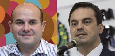 Roberto Cláudio e Capitão
