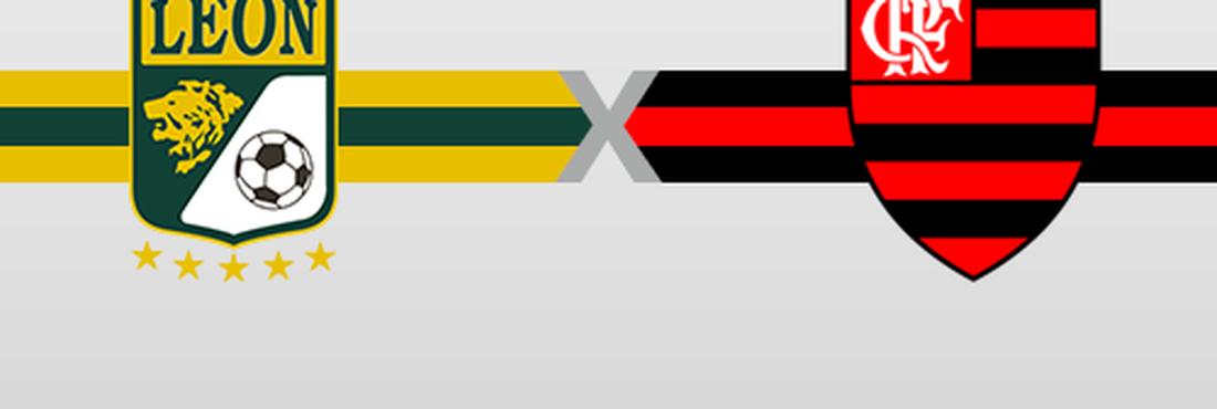 León e Flamengo estreiam na Libertadores nesta quarta (12)