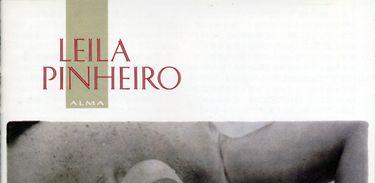 Capa do disco Alma, de Leila Pinheiro