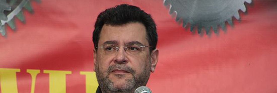 Rui Costa Pimenta, candidato à presidência pelo PCO